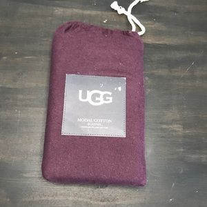 UGG flannel pillowcase set New in Package
